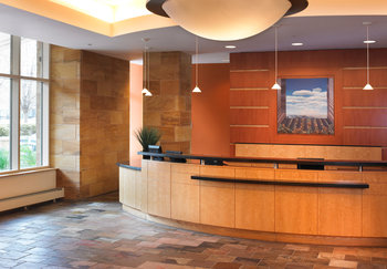 Marriott Kingsgate Conference Ctr - Lobby