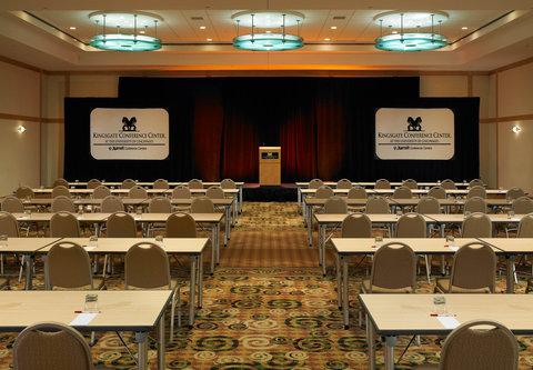 Cincinnati Kingsgate Conference Center Hotel - Grand Ballroom