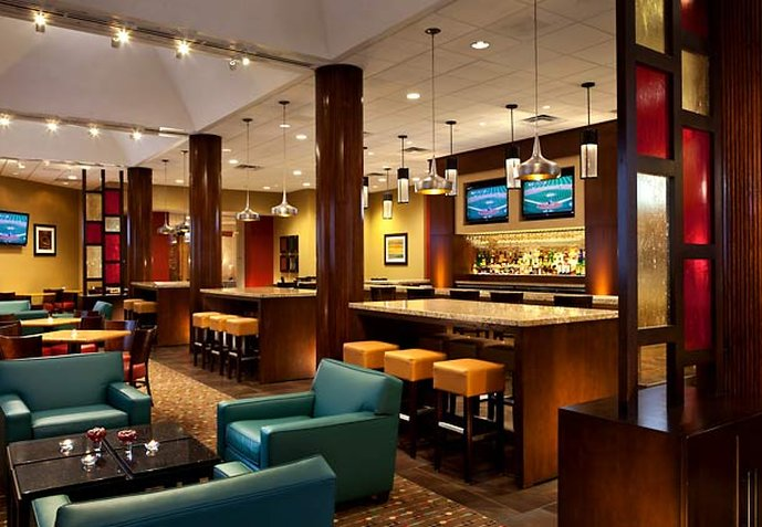 Marriott Dallas Fort Worth Airport North Ресторанно-буфетное обслуживание