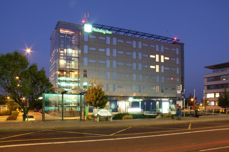 Holiday Inn Prague Airport 外景