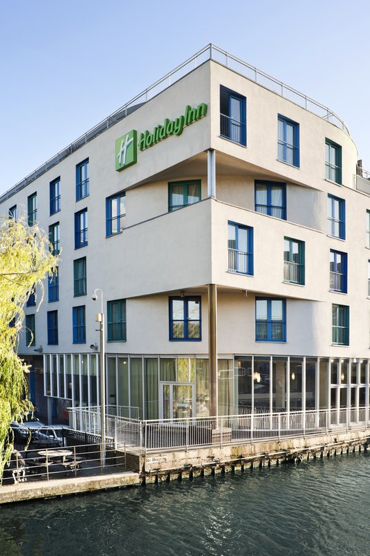 Holiday Inn Camden Lock Exterior view