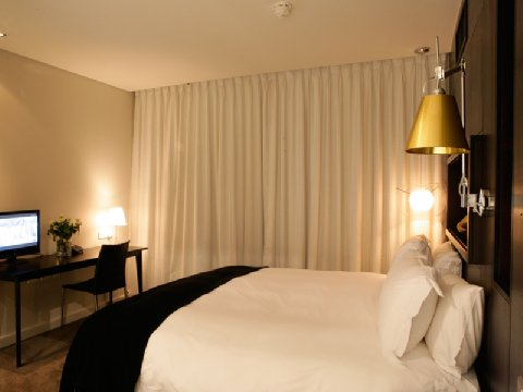 Colosseum Luxury Hotel  - Deluxe Double Guest Room
