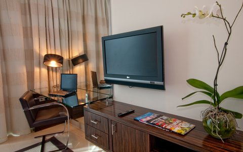 Bonnington Jumeirah Lakes Towers - Apartment - Guest Bedroom