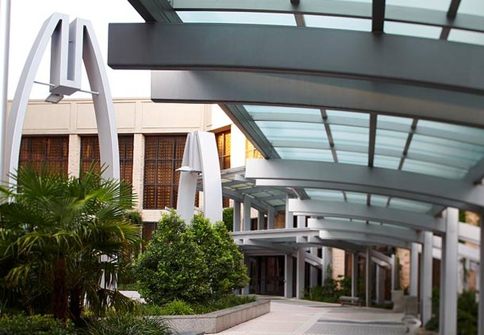 Renaissance Riverview Plaza Hotel Vista exterior