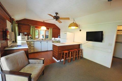 Eden House Hotel - Apartment Living Room