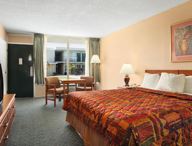 Days Inn Goldsboro - Standard One King Bed Room