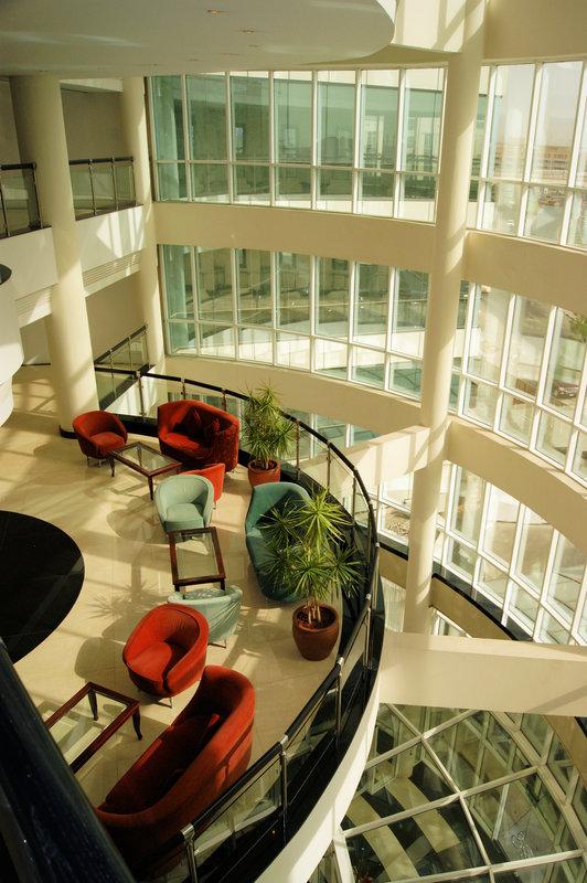 Millennium Dubai Airport Hotel Lobby