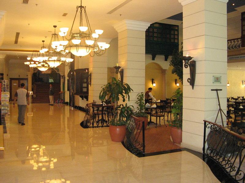 Millennium Dubai Airport Hotel Aula