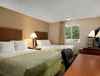 Days Inn & Suites Gunnison - Standard Two Double Bed Room