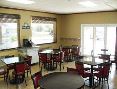 Days Inn Coliseum AT&T Center Hotel - Breakfast Area