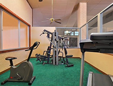 Days Inn & Suites Clovis - Fitness Center