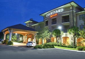 Exterior view - Courtyard by Marriott Hotel Mt Pleasant