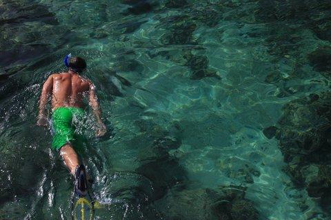 Six Senses Zighy Bay - Snorkelling