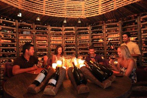 Six Senses Zighy Bay - Wine Tasting At The Wine Cellar
