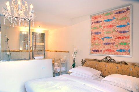 Villa Mangiacane - Classic Room