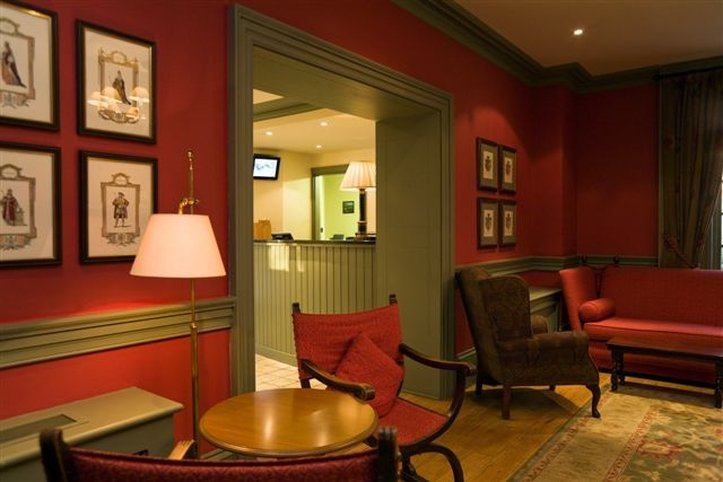 Red Lion Hotel 前厅