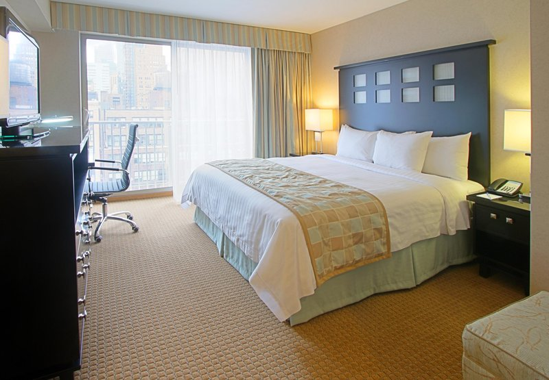 Fairfield Inn & Suites New York Manhattan/Chelsea 客房视图