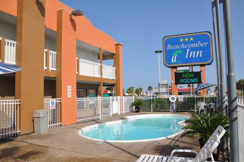 Beachcomber Inn - Pool