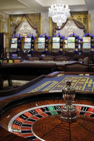 فندق ماريوت القاهرة و كازينو عمر الخيام - Casino In The Palace