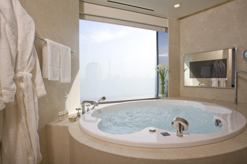 InterContinental Ana Ana Tokyo Vista de la habitación