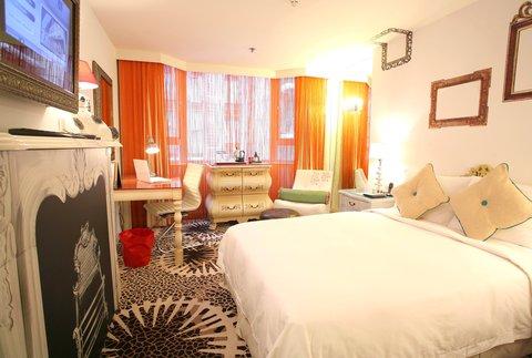 ذه لوكس مانور - Premier Double Room