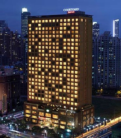 Courtyard by Marriott Shanghai Puxi Exterior view