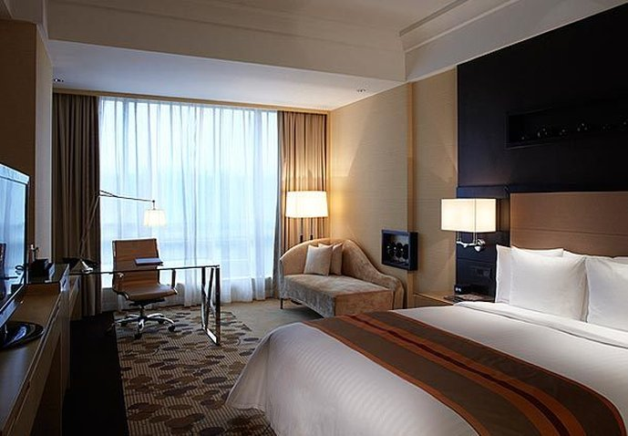 Courtyard by Marriott Shanghai Puxi View of room