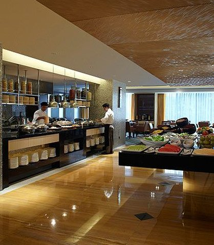 Courtyard by Marriott Shanghai Puxi Gastronomy