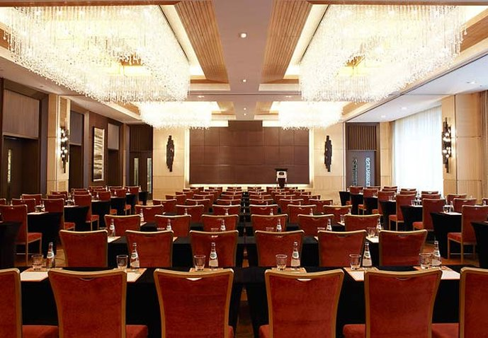 Courtyard by Marriott Shanghai Puxi BallRoom