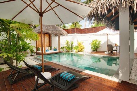 Velassaru Maldives - Pool Villa Pool And Relax