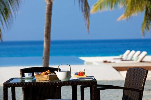 Velassaru Maldives - Turqoise Restaurant