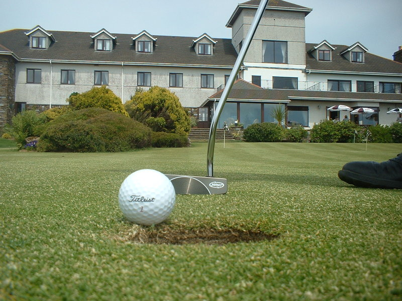 Bowood Park Hotel Golf Club 养生保健中心