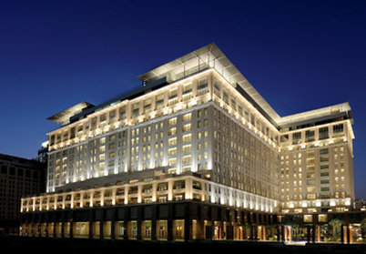 The Ritz-Carlton Dubai, International Financial Centre Vista exterior