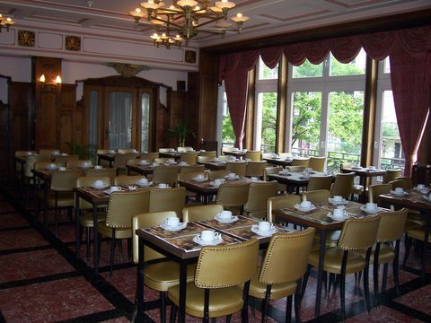 Manhattan Hotel Brussels - Meeting Room