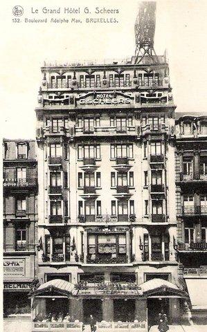 Manhattan Hotel Brussels - Other