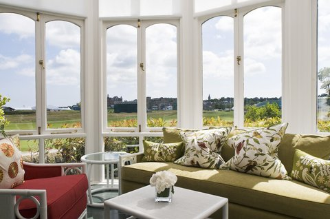 Old Course Hotel Golf Resort and Spa - Conservatory