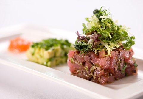 JW Marriott Hotel Beijing - Aussie Bluefin Tuna Tartar