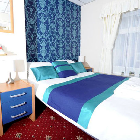 Phildene Blackpool Hotel - Guest Room  OpenTravel Alliance - Guest room