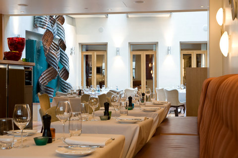 Hotel DeBrett - Kitchen Restaurant