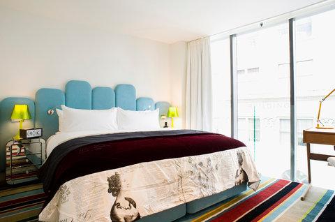 Hotel DeBrett - Oconnell Suite