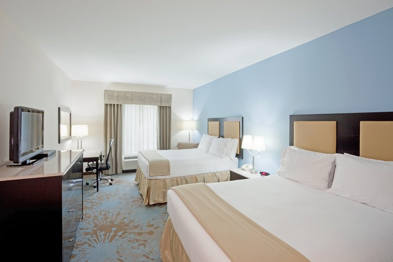 Holiday Inn Express Plainville Vista do quarto