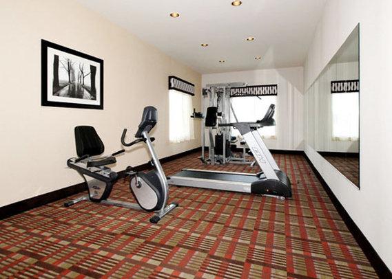 Comfort Inn South Fitness-klub