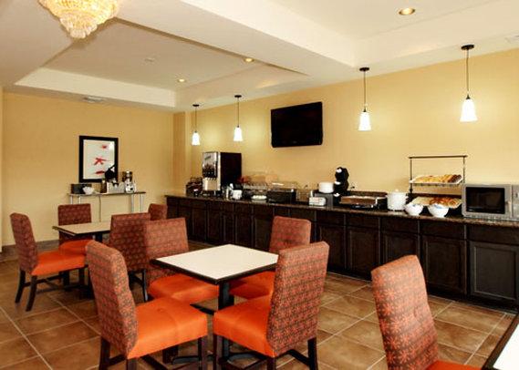 Comfort Inn South Gastronomi
