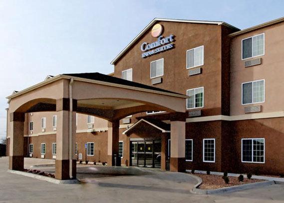 Comfort Inn South Set udefra