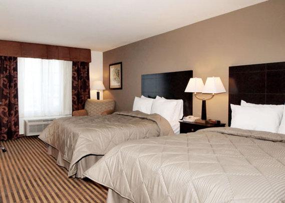 Comfort Inn South Billede af værelser