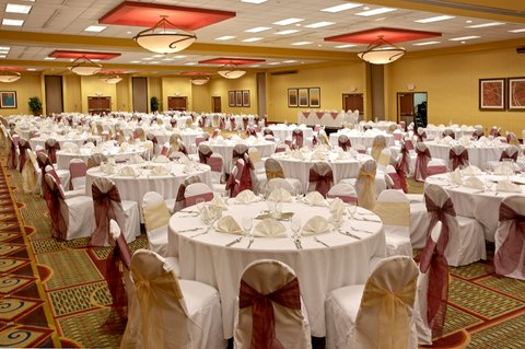 Holiday Inn Hotel & Suites BEAUMONT-PLAZA (I-10 & WALDEN) - Reception