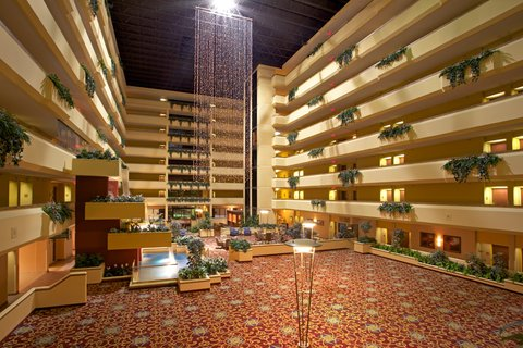 Holiday Inn Hotel & Suites BEAUMONT-PLAZA (I-10 & WALDEN) - Atrium view