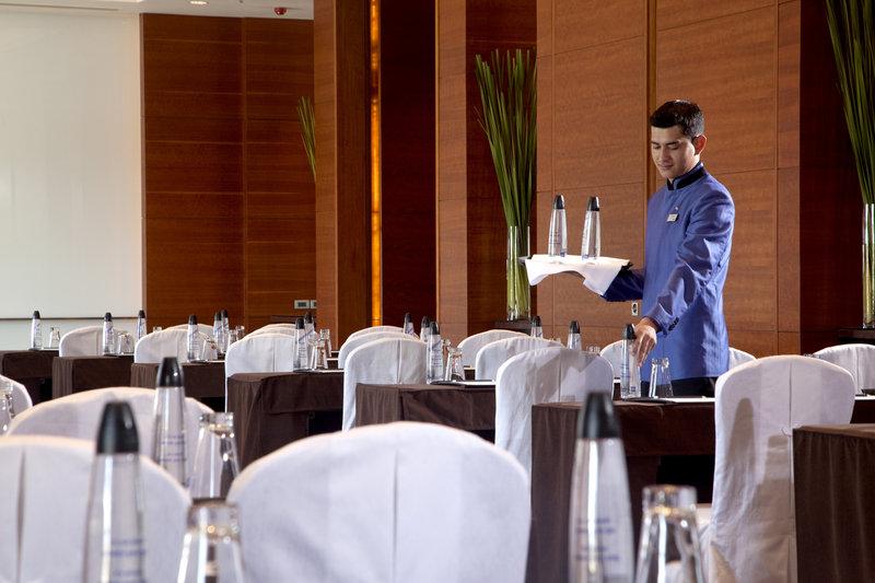 Radisson Blu Hotel Cebu Congreszaal