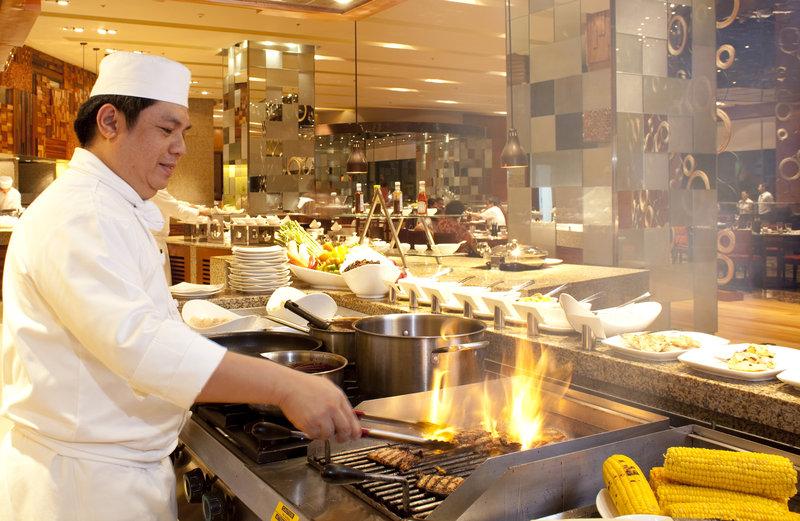 Radisson Blu Hotel Cebu Gastronomie