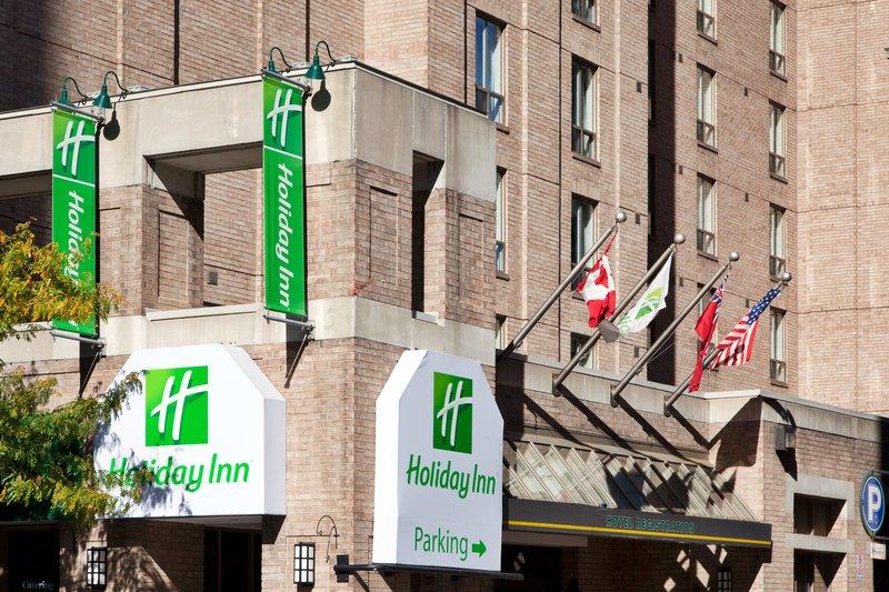 Holiday Inn Toronto-Midtown Kilátás a szabadba